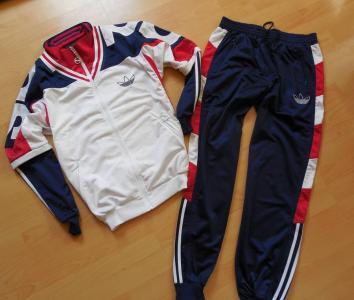 spodnie dresowe adidas męskie oldschool