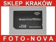 KARTA PAMIĘCI LEXAR MEMORY STICK PRO 2GB