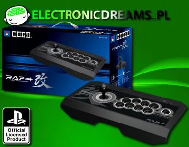 Hori Real Arcade Pro 4 Kai Fighting Stick Ps3 Ps4 5712943790 Oficjalne Archiwum Allegro