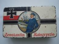 Pudełko do cygar z Krzyżem Żelaznym