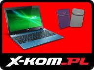 NIEBIESKI Acer One AO725 C-70 8GB HD7290 Win7+ETUI
