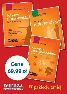 Pakiet językowy niderlandzki - Praca zbiorow  48h