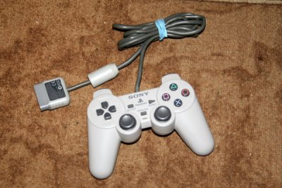 SONY ANALOG CONTROLLER | SCPH-1180 | MADE IN JAPAN