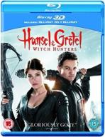 Hansel & Gretel Witch Hunters (Blu-ray 3D + Bl