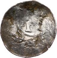 Otto III 983-1002, denar typu OAP 983-1002