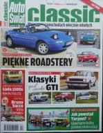 AUTO ŚWIAT CLASSIC 4/2015 MX5 Z1 Spider GTI Łada