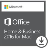Office 2016 Home and Business MAC FV 23%