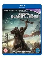 Dawn of the Planet of the Apes [Blu-ray 3D + Blu-r