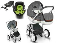 BEXA IDEAL NEW 4w1 + KIDDY EVOLUNA iSIZE + BAZA