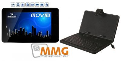 NavRoad MOVIO TABLET GPS ANDROID etui z klawiatura