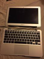 MACBOOK AIR 2011r na czesci