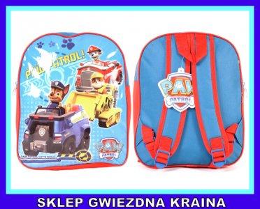 Plecak dla dzieci PSI PATROL PAW Do Przedszkola