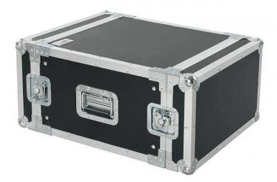 PROEL CR206BLKM rack transportowy 6U 45CM