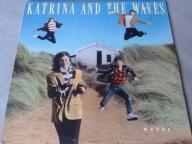 Katrina And The Waves - Waves LP EX+ USA unikat