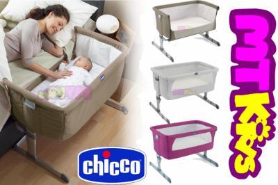 Chicco Next 2 Me łóżeczko Turystyczne Dostawka