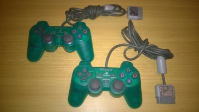 Pad dual shock SONY Play Station PSX PS SPRAWNY