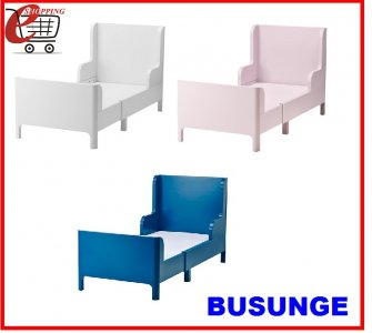 Ikea Regulowane łóżko Dziecięce Rama łóżka Busunge