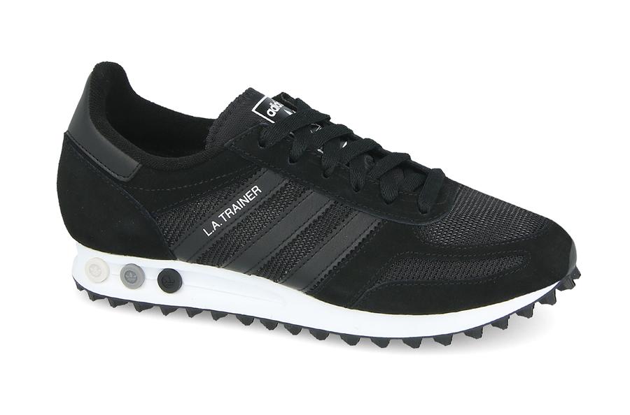 Buty Adidas Męskie Czarne Sklep   Adidas Originals La Trainer