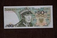 Polska 50 złotych 1982 rok ser. EE UNC !!!