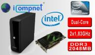 PROMO ATOM 2x1,83GHz/2GB/320gb/INTEL HD/FV