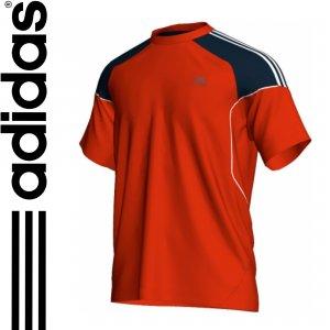 adidas koszulka SP CREW Tee O02742 czerwona roz. M