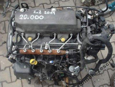 Silnik kompletny 2.2HDI Euro 5 Jumper Boxer