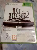 DJ HERO 2 XBOX 360 GRA UŻYWANA