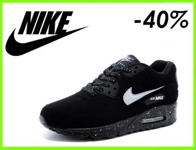 Buty Nike Air Max 90 OREO czarne r. 37,5 z Polski