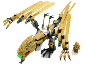Lego Ninjago Złoty Smok 70503 6690169890 Oficjalne Archiwum Allegro
