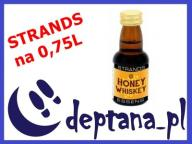 zaprawka STRANDS HONEY WHISKEY na 0,75l alkoholu