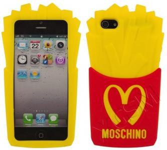 Gumowe Etui Frytki Obudowa Gel Apple Iphone 5 5s 4199558450 Oficjalne Archiwum Allegro