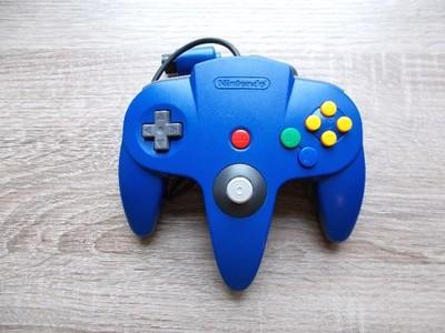 ORYGINALNY PAD do NINTENDO 64 nowy analog GameCube