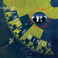 SIMPLE MINDS - STREET FIGHTING YEARS /CD/*