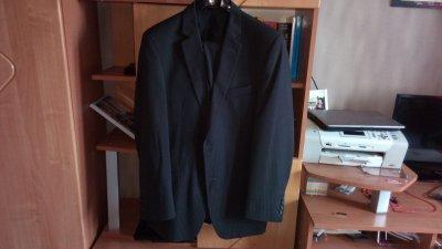2406f90d7edde Elegancki Garnitur Mendelson Quality + 2 krawaty - 6569562123 ...