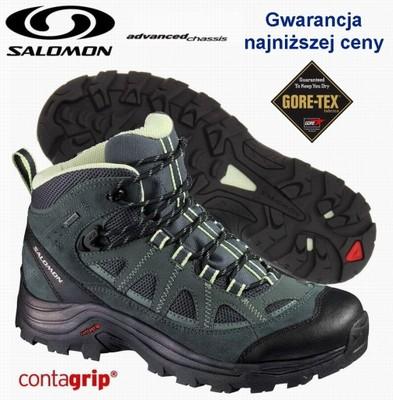 Salomon buty trekkingowe 37 13