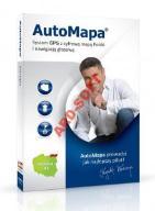 AutoMapa POLSKA XL PL - Auto Mapa Najnowsza BOX