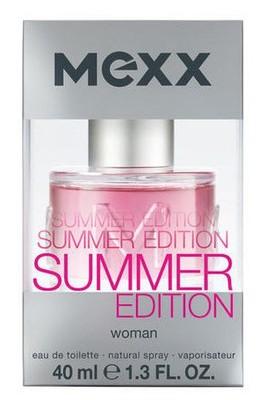 MEXX SUMMER EDITION WOMAN EDT 40ml SPRAY