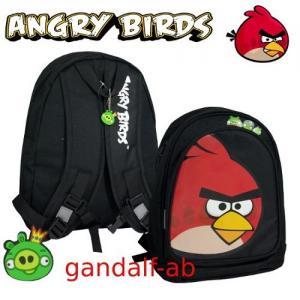 d16b9af75b8f5 ANGRY BIRDS plecak na rower i dla przedszkolaka - 3536187400 ...