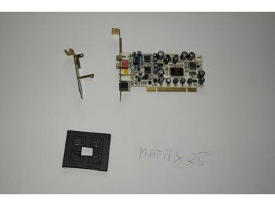 Audiotrak Prodigy HD2 + OPAMP-y