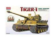 ACADEMY PZ.KPFW VI TIGER EARLY VERSION 1:35 8+