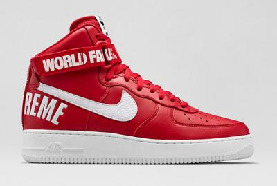 nike air force 1 supreme allegro