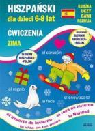 Hiszpański dla dzieci 6-8 lat. Zima / NAUKA ZABAWA