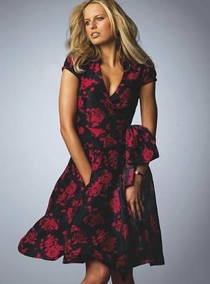 b4411876fb Victoria s secret jedwabna sukienka koktajlowa 38 - 6620359277 ...