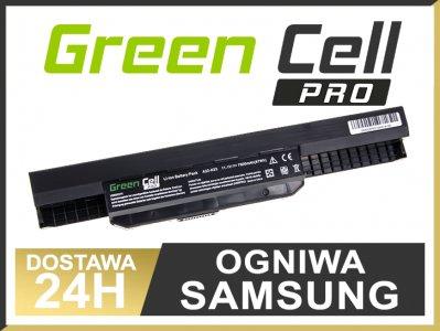 Bateria Asus A43SM Ogniwa Samsung 7800mAh