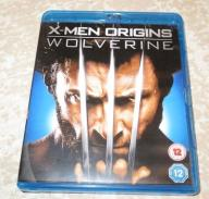 Blu-Ray: X-Men Geneza: Wolverine Origins