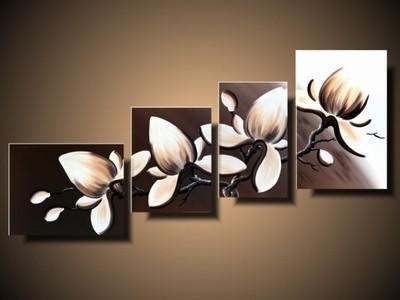 Kwiaty Magnolia Obraz Do Salonu Obrazy Do Pokoju 5444341002