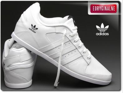 Buty męskie Adidas Plimcana 2.0 Low B24521 Białe