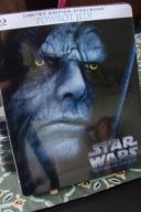 STAR WARS POWRÓT JEDI - Blu-Ray Disc - STEELBOOK