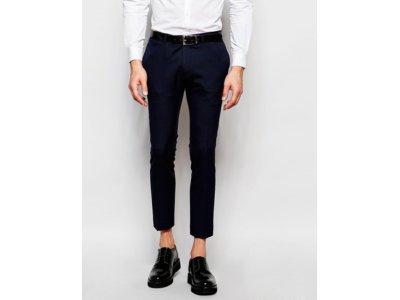 i8 spodnie exASOS super skinny stylowe W32 L32