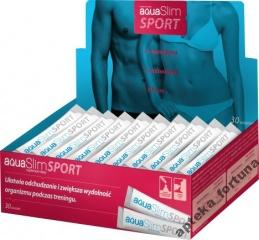 Aqua Slim Sport 30sasz Asystor Apteka 3546294927 Oficjalne Archiwum Allegro